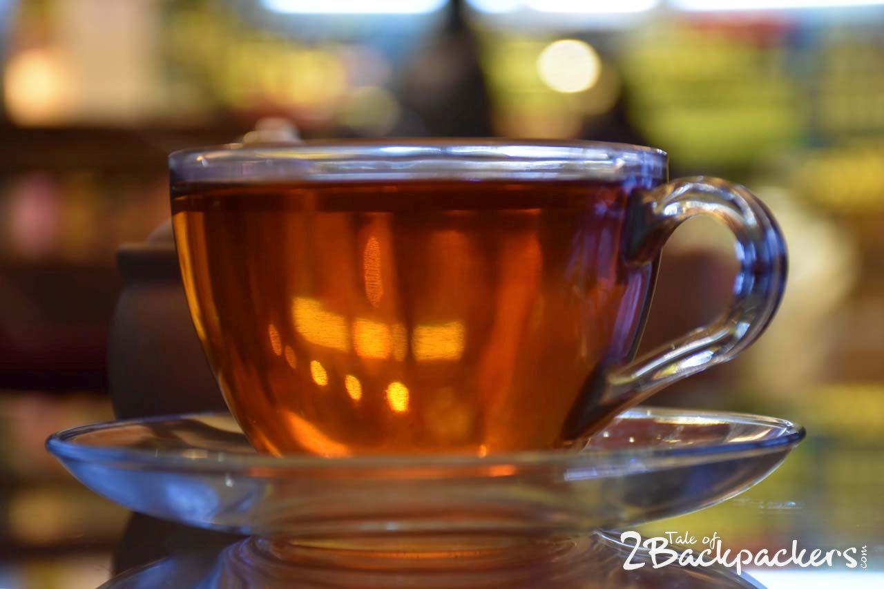 Golden Tips Darjeeling