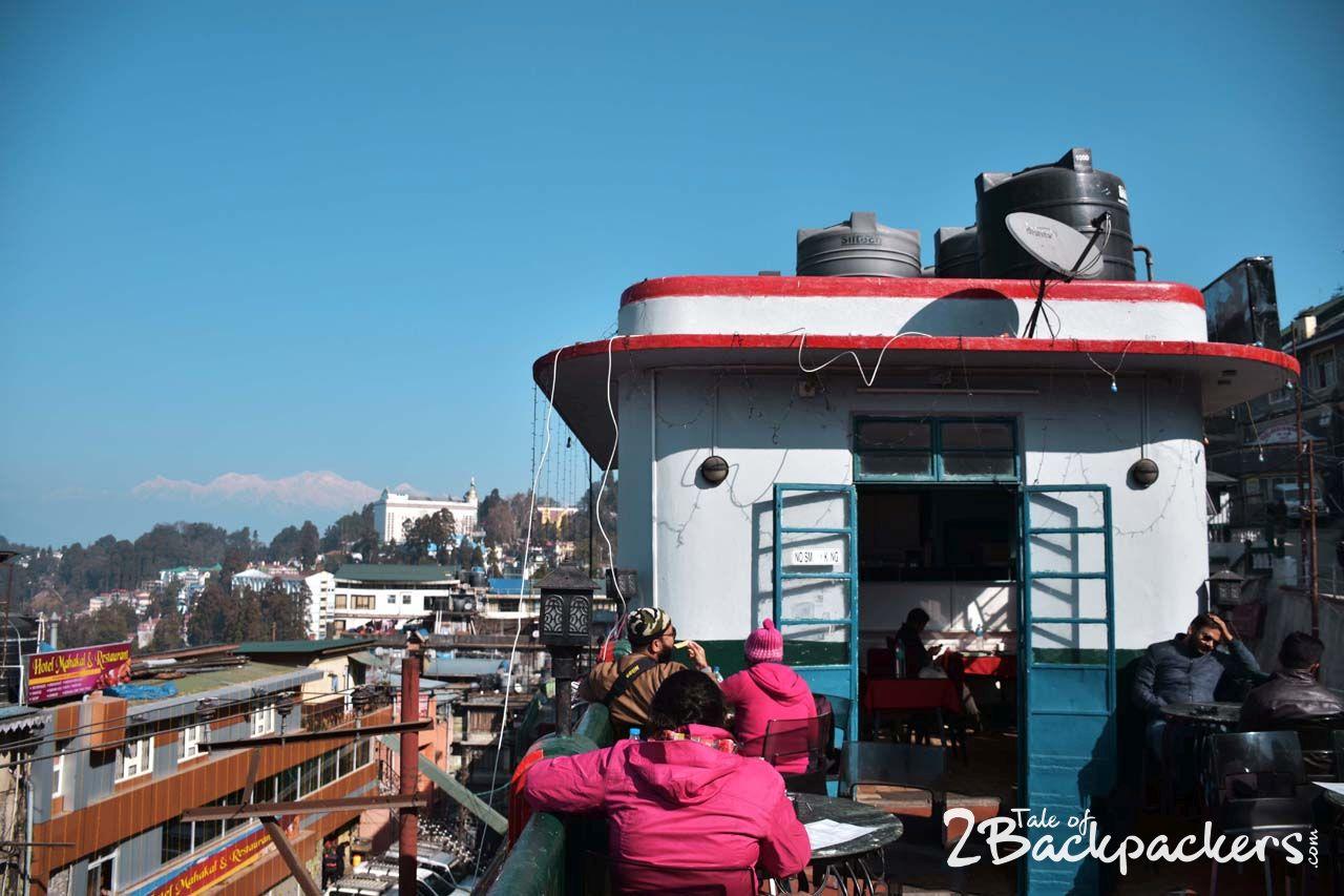 Keventers Darjeeling