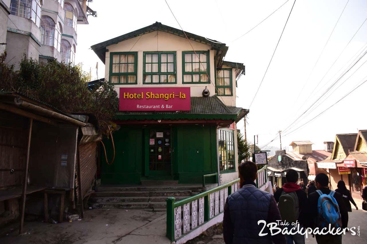 Shangri-la-darjeeling