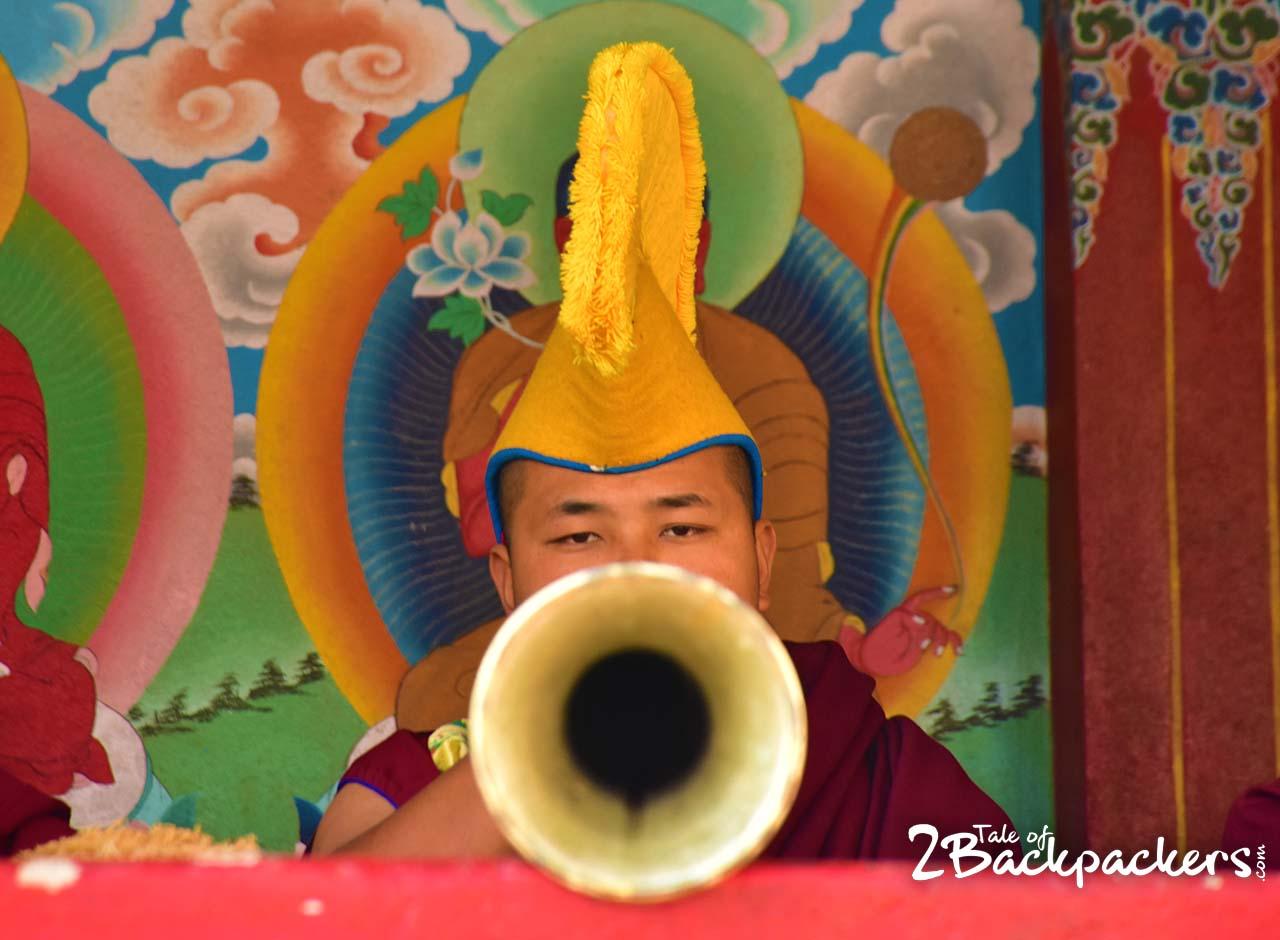 Monks of Sikkim