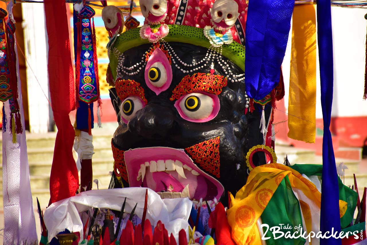 Mahakal-festivals of Sikkim