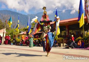 Kagyed Dance in Sikkim