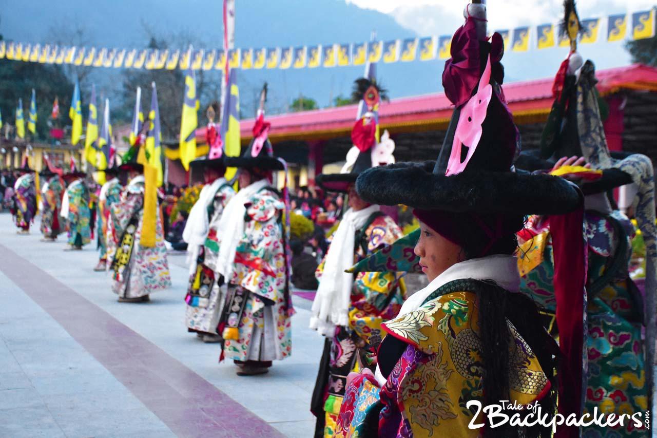 Festival of Sikkim