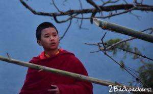 Kagyed dance Sikkim