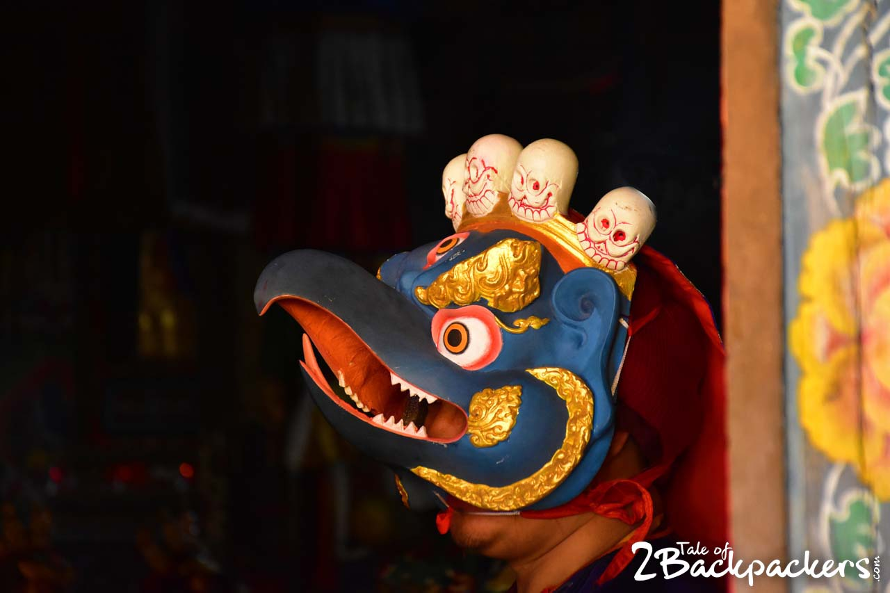 Kagyed Dance - Sikkim