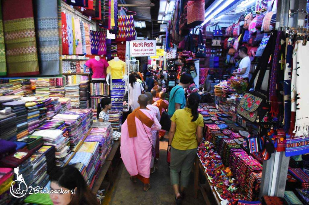Go for marketing at Bogyoke Aung San Market at Yangon _ Things to do in Yangon