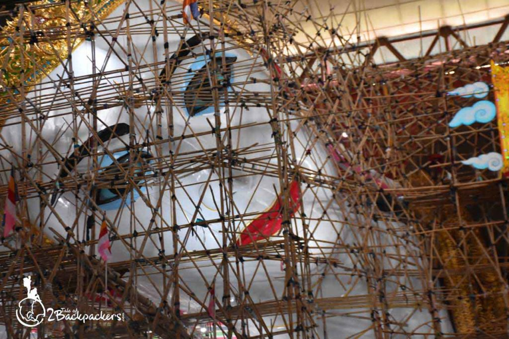 Chauk That Gyi Pagoda at Yangon - Hidden destinations in Yangon