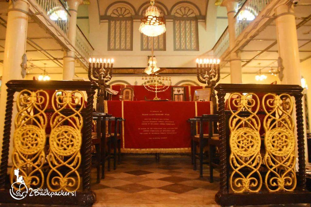 Synagogue at Yangon_Things to do in Yangon