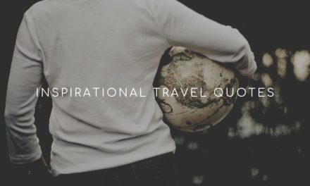 Do you love Travel Quotes? Here are your inspirations!