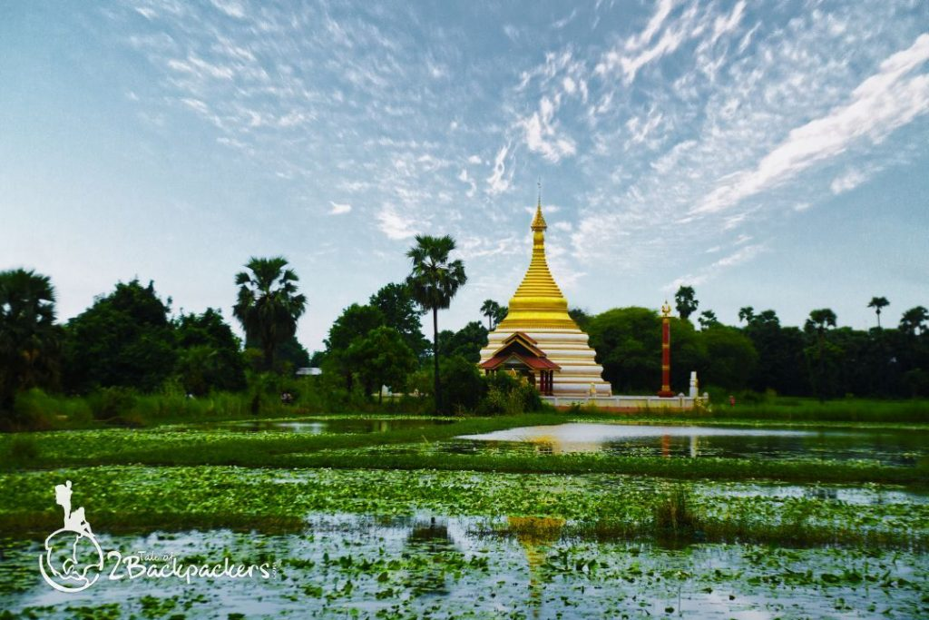 Inwa or Ava Heritage Village is one of the best places to visit in Mandalay