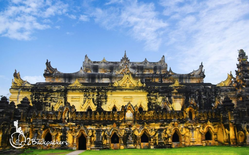 Maha Aungmye Bonzan Monastery_Inwa_Mandalay_Myanmar