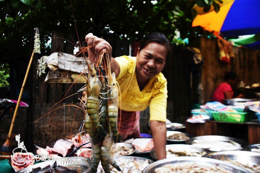 Markets of Mandalay