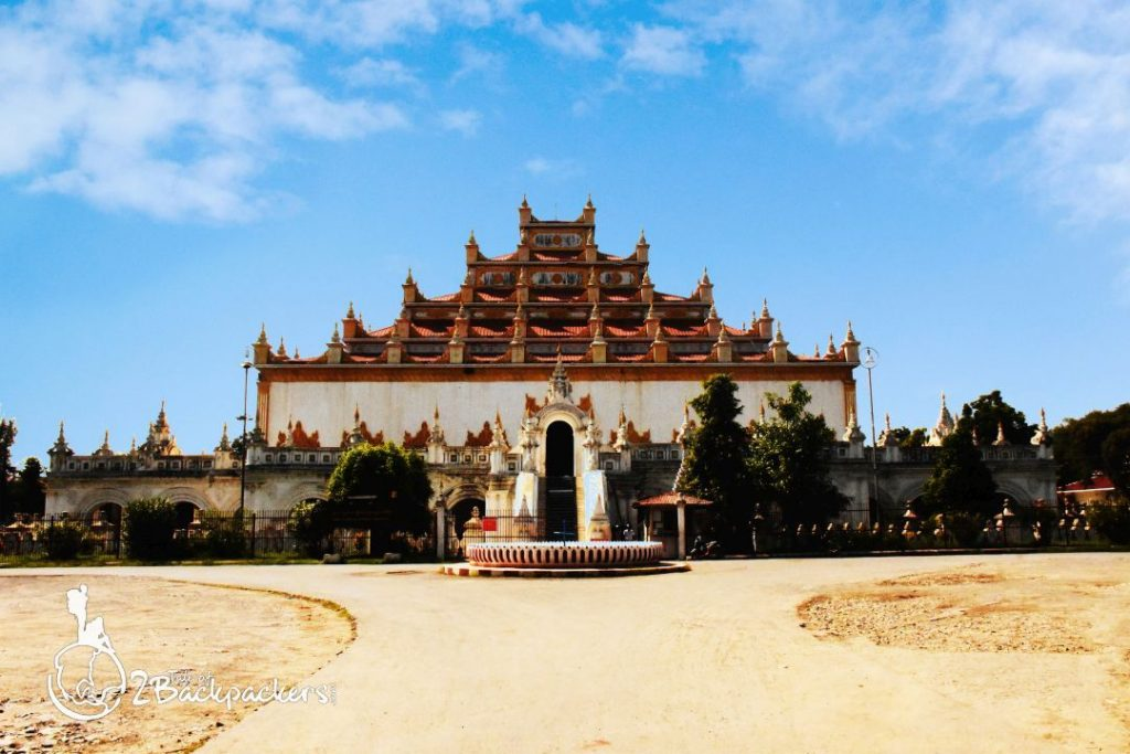 Royal Palace at Amarapura_Things to do in Mandalay