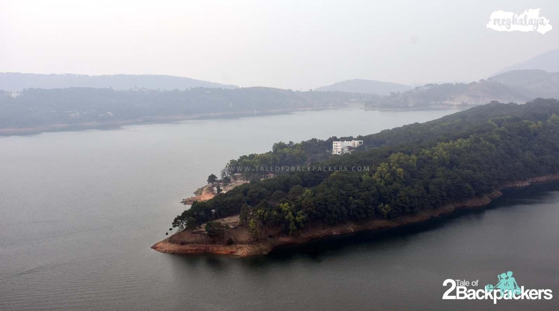 Umiam Lake or Barapani - places to visit in Meghalaya