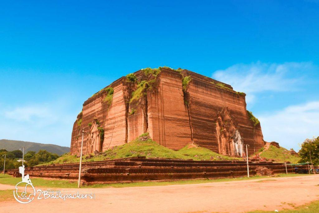 Mingun Pagoda_Things to do in Mandalay