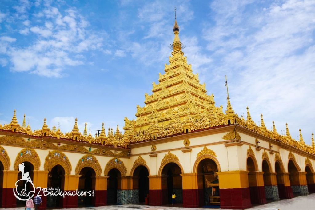 Sandamuni Pagoda is one of the best things to do in Mandalay