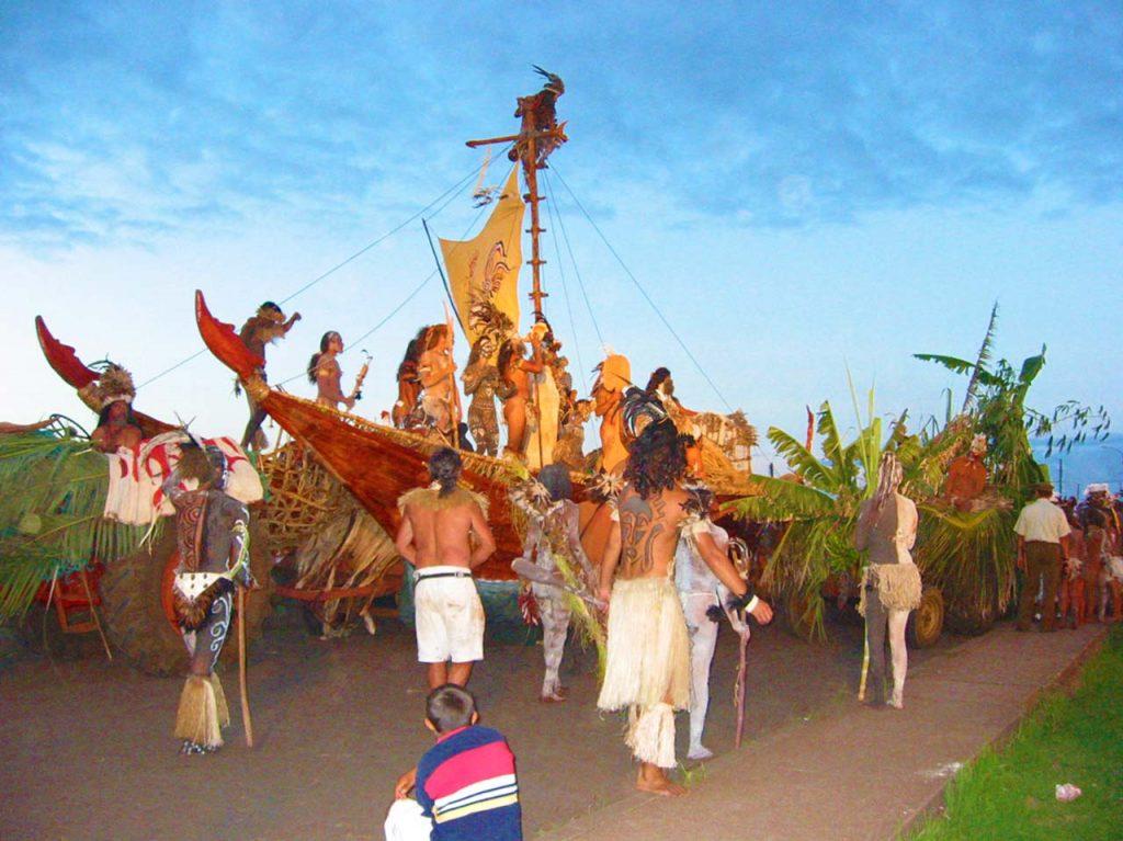 Tapati Festival-Easter Island