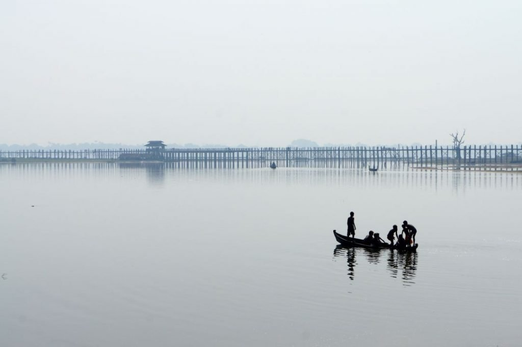 U-Bein Bridge at Amarapura, Mandalay Travel Guide