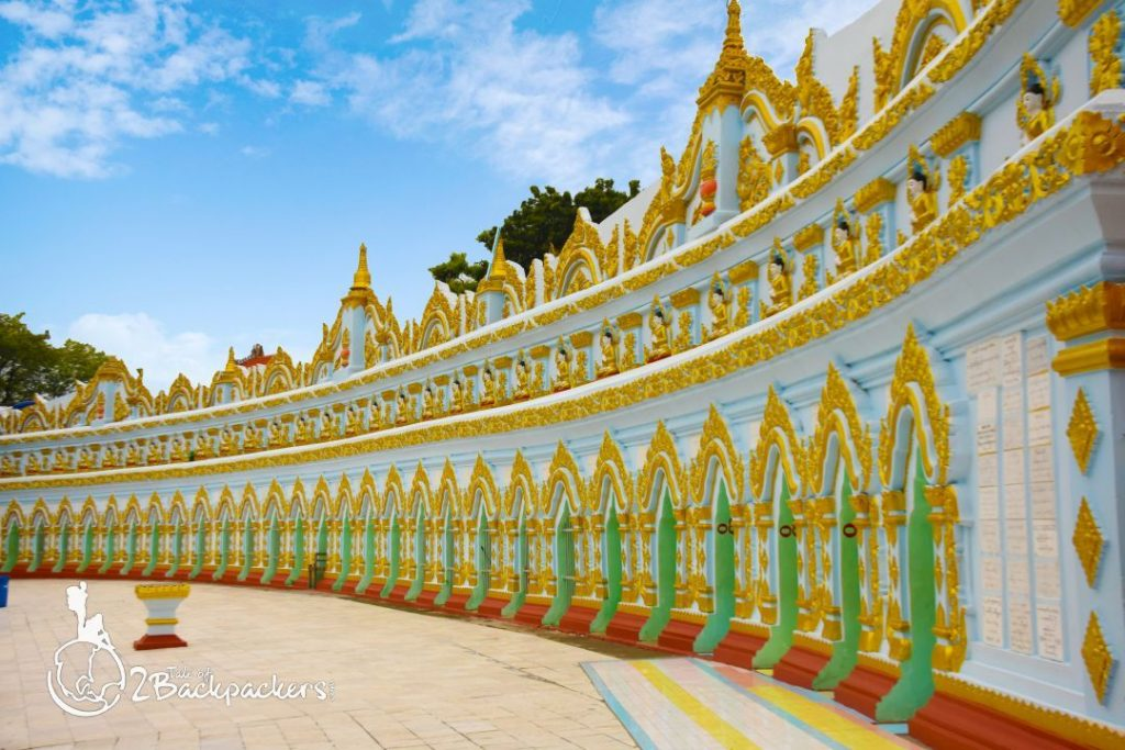 Umin Thonse Pagoda_Mandalay_Myanmar Travel Guide