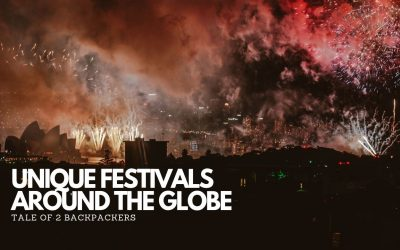 Unique festivals around the world