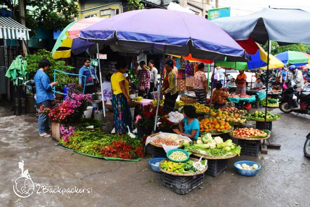 Markets of Mandalay_Mandalay Travel Guide