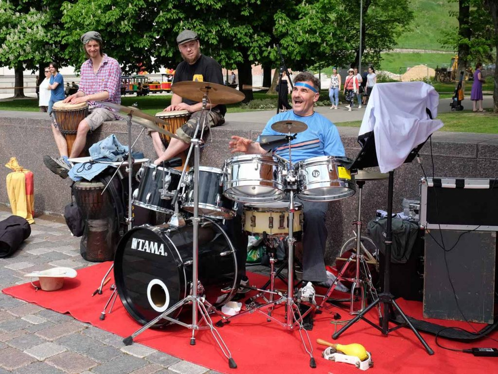 Vilnius Street Music day - Luthania