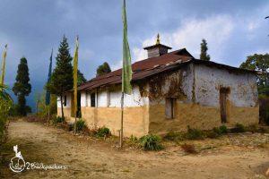 A lone hut in North Bengal - offbeat weekend destinations near Kolkata