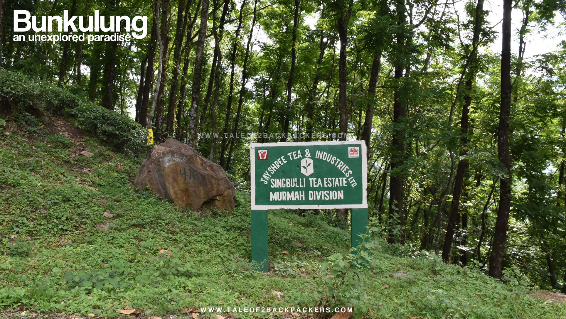 Singbull Tea Estate at Bunkulung - an offbeat and beautiful weekend getaway from Kolkata