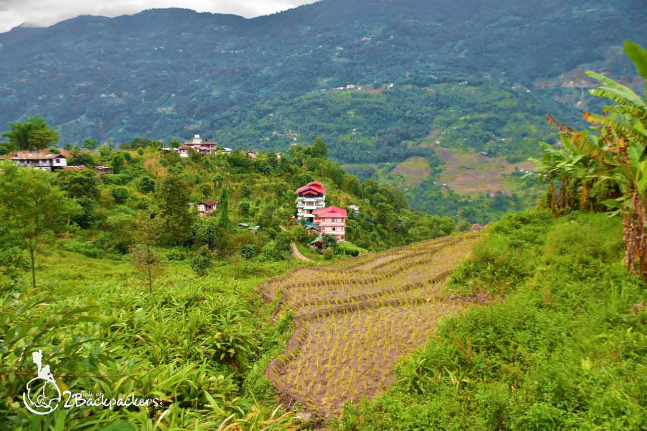 A small village in North Bengal - offbeat weekend destination near Kolkata