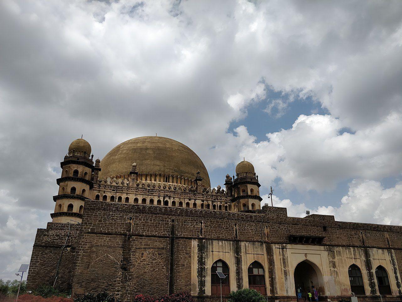 Gol Gumbaz Fort, Karnataka