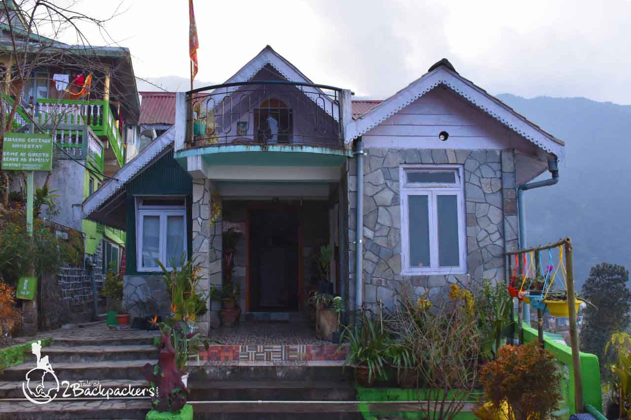Homestay at Rangaroon