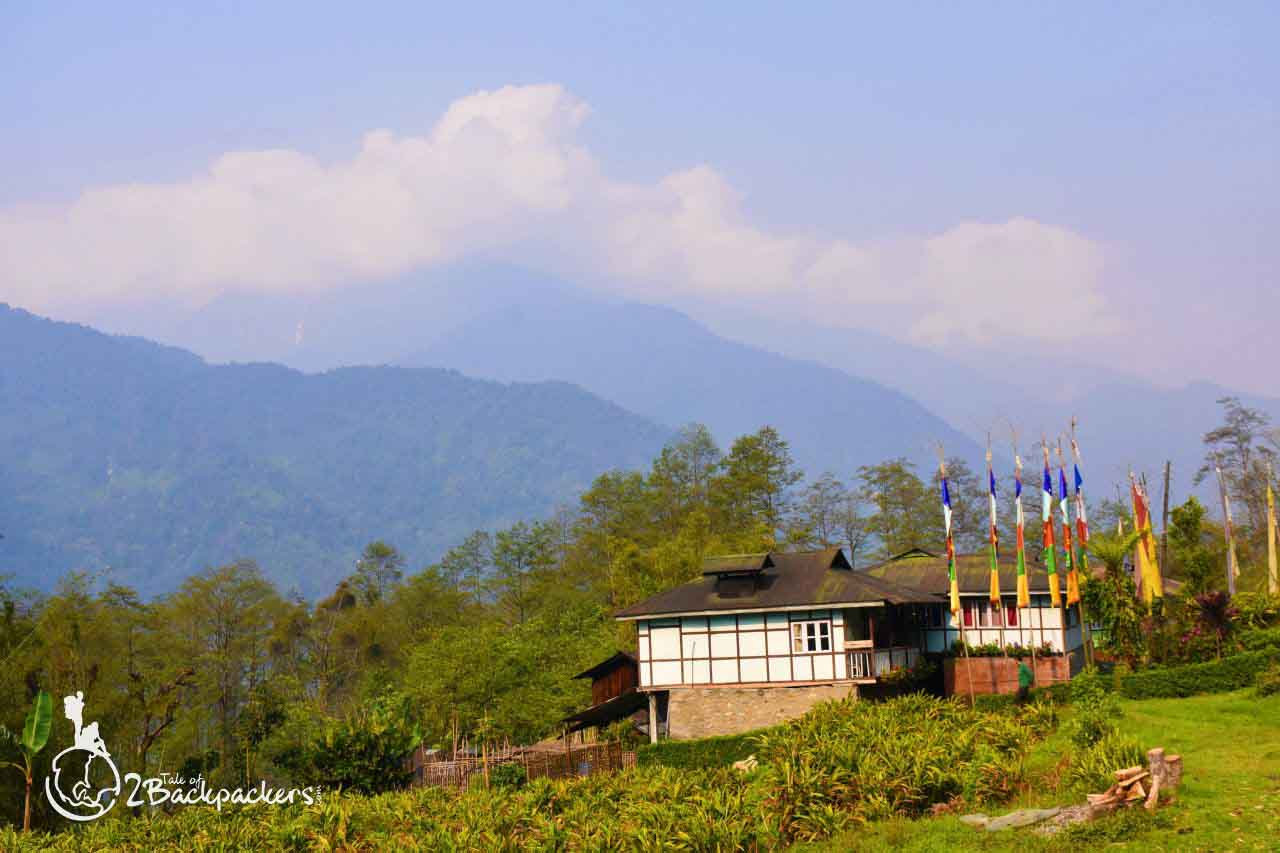 Landscape of Dzongu in North Sikkim - offbeat weekend destinations from Kolkata