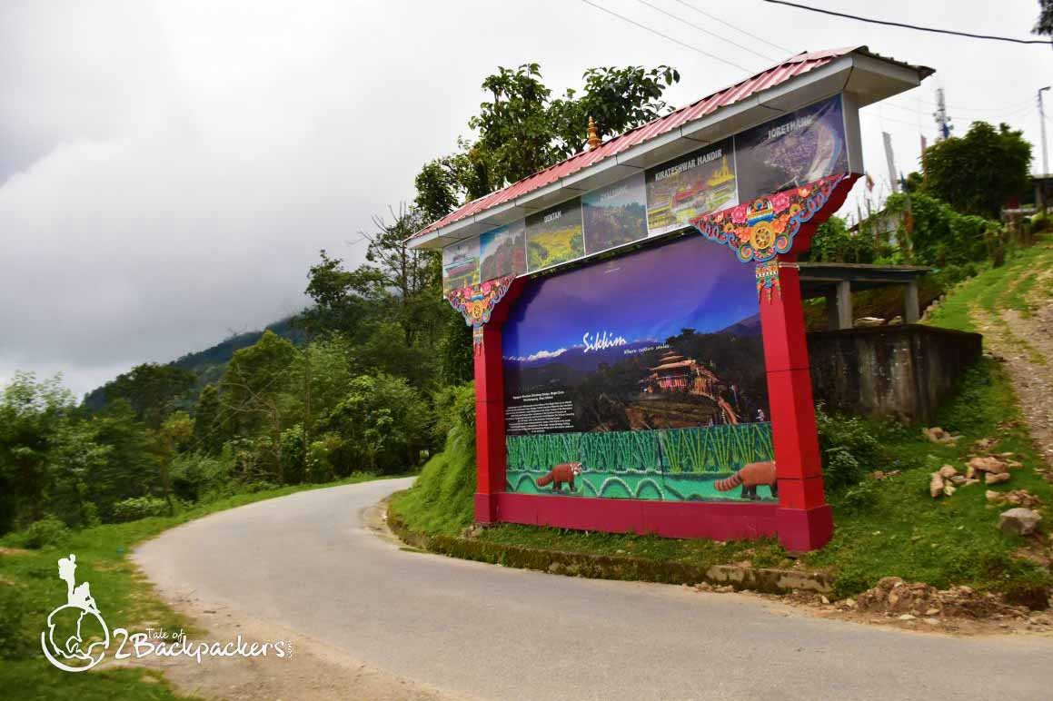 Roads of Sikkim - Sikkim Tourism