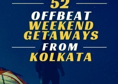 offbeat weekend destinations from kolkata