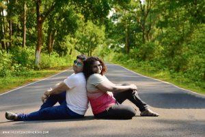 Roads of Daringbadi