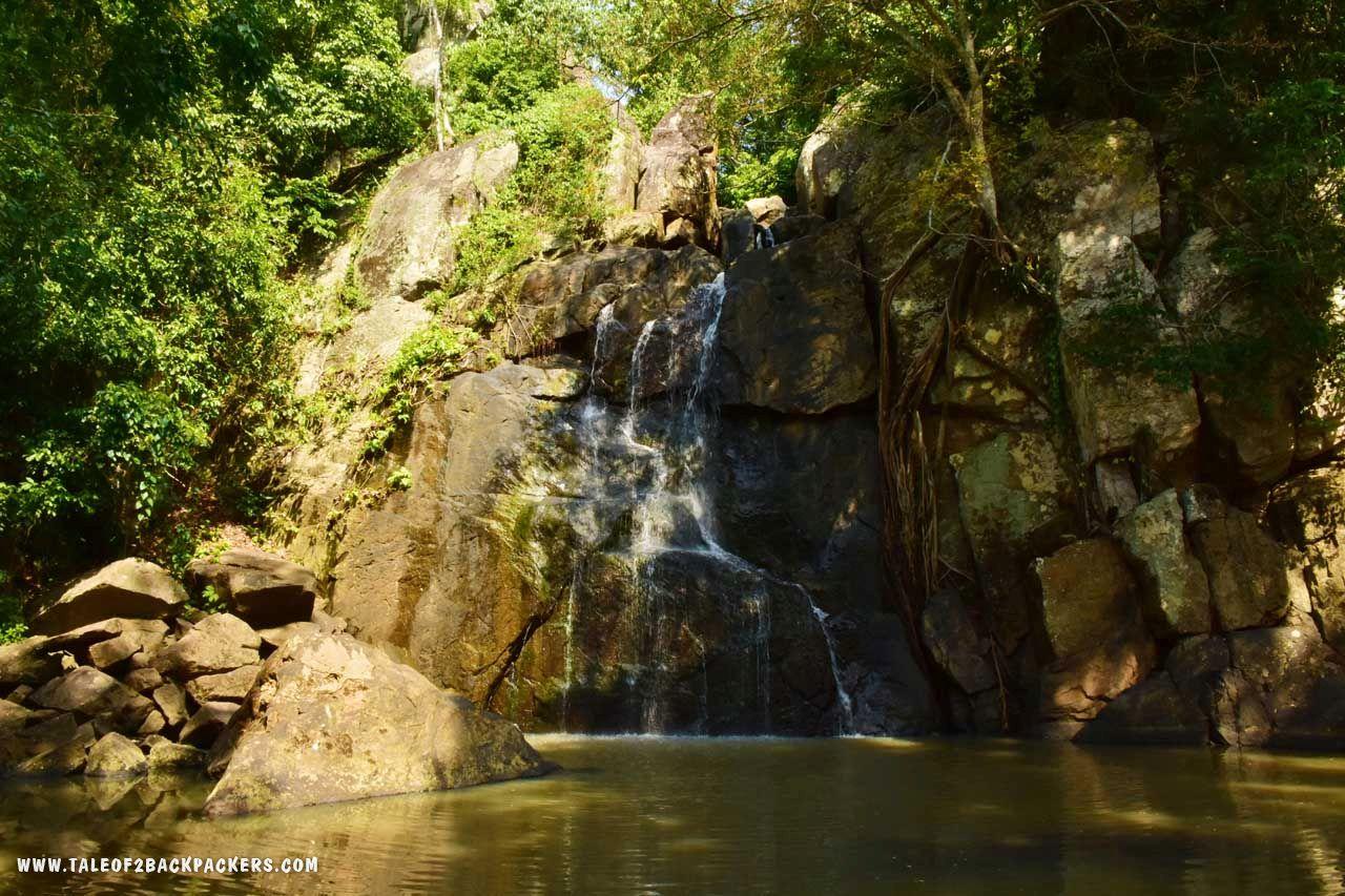 Mdiubanda Waterfall - places to visit at Daringbadi