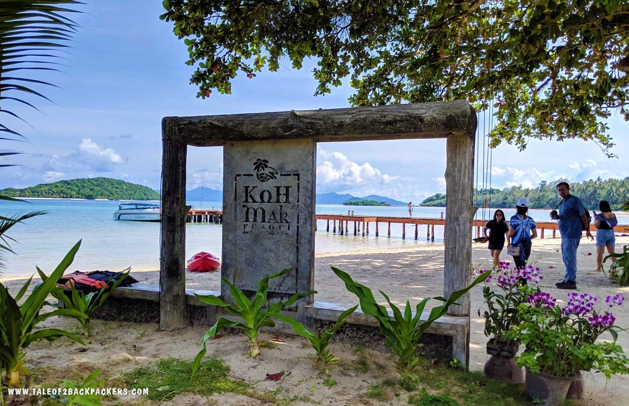 Koh Mak is a low carbon and unique place to visit in Thailand