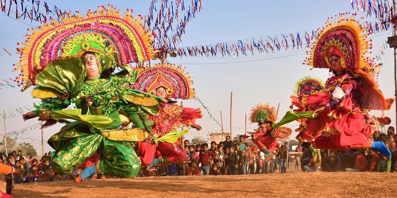 Purulia Chhau Dance and Chhau Mask : A Tryst at the Chhau-Jhumur Utsav