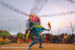 Purulia Chhau dance