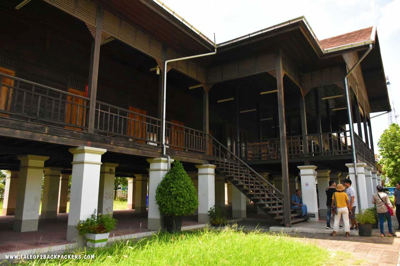 Trat National Museum building