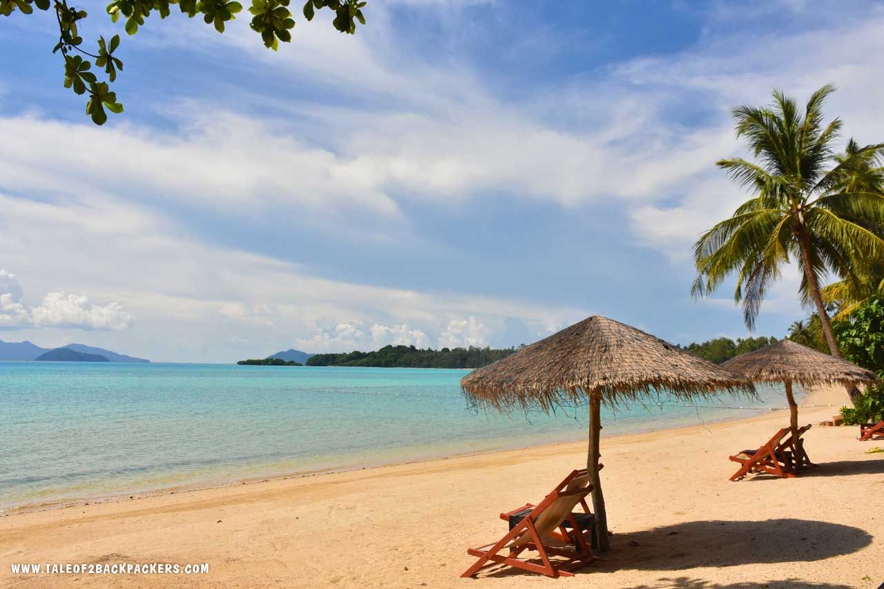 Koh Mak - one of the best beaches in Thailand