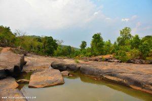 Serenity at Lovers' Point in daringbadi