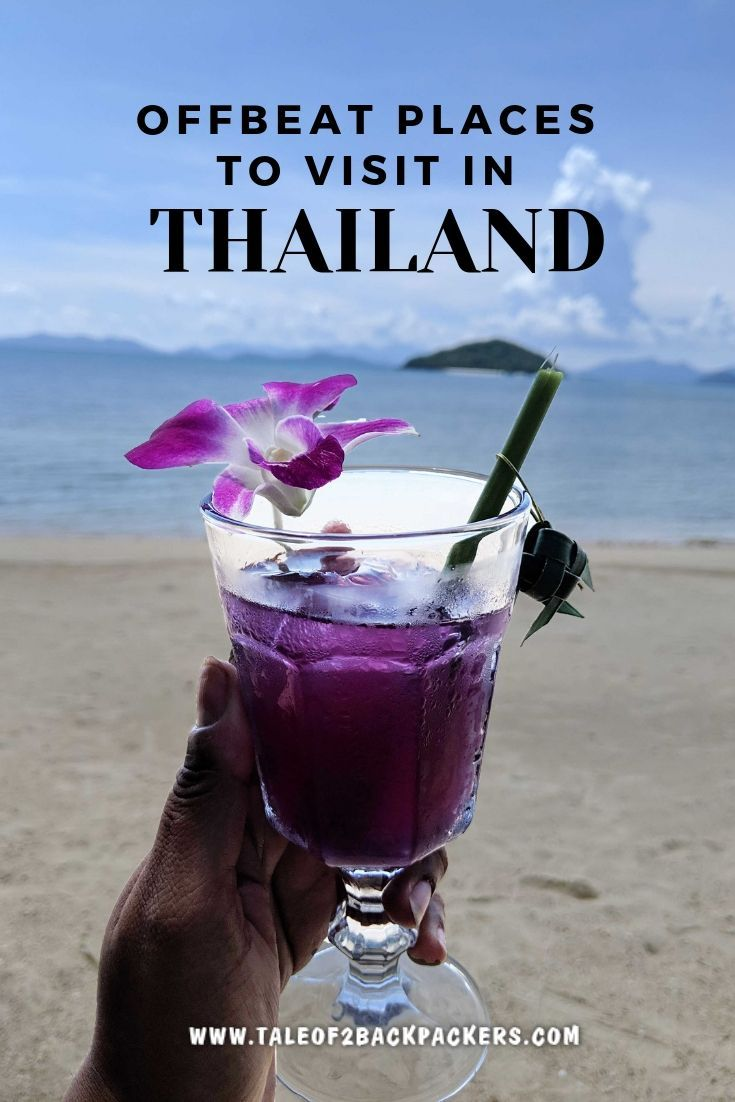 offbeat places to visit in Thailand pinterest