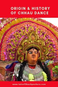 origin and history of Chhau dance - Purulia