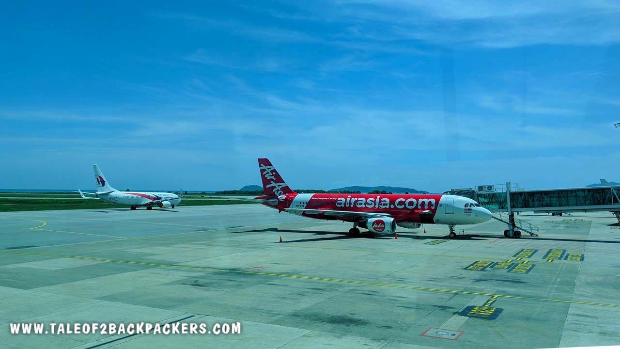 Airasia flight- how to reach Kota Kinabalu