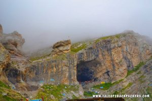 Amarnath Cave or the Holy Cave
