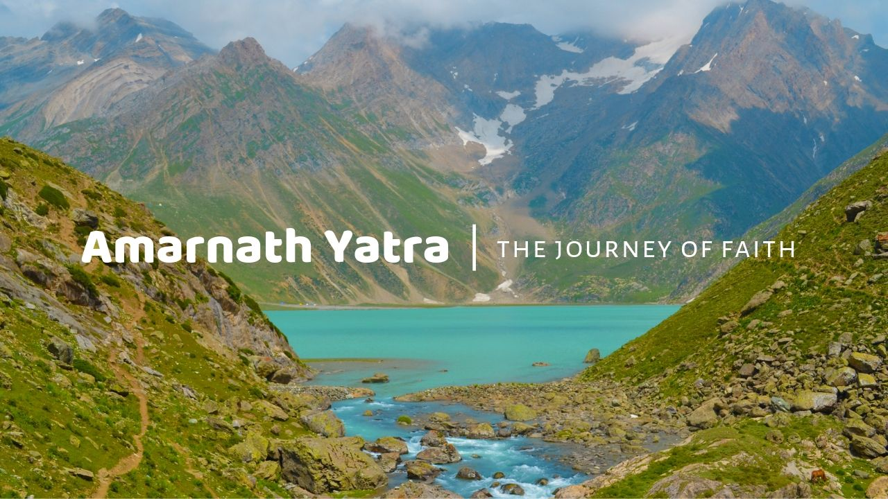 Amarnath Yatra Trek Route – a complete Guide : Updated in 2019