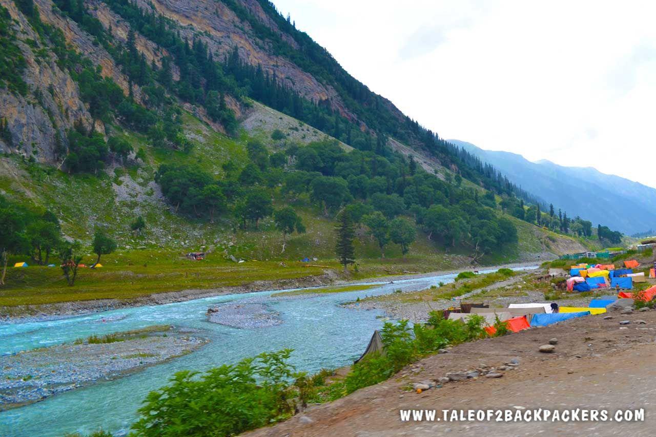 Baltal camps