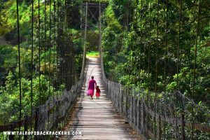 Barbetey Bridge_Places to visit in Takdah