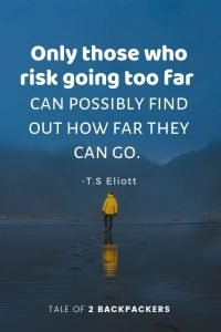 Inspirational travel quotes about journey and life